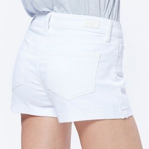 Paige Jimmy Jimmy Short – White, Size 28
